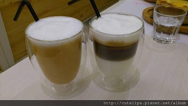 冰拿鐵&冰南非國寶鮮奶茶