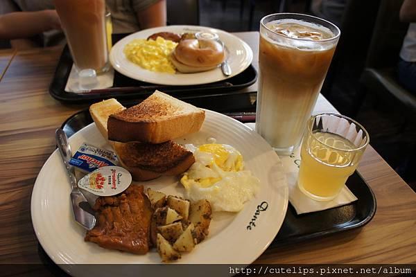 美式豪華早午餐