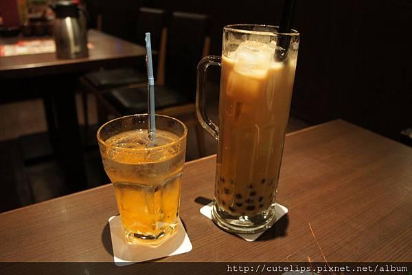 柚子茶&珍珠奶茶102/10/12