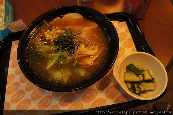 日式味噌叉燒拉麵