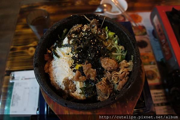 豬肉石鍋拌飯