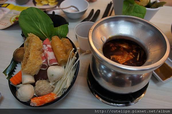 巴蜀麻辣鍋(牛肉)