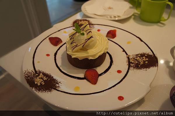巧克力溶岩年輪
