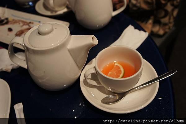 水果茶(熱)