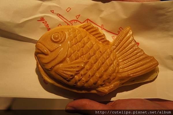 鯛魚燒-奶油口味