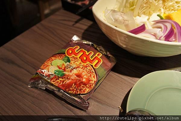 泰國公仔麵