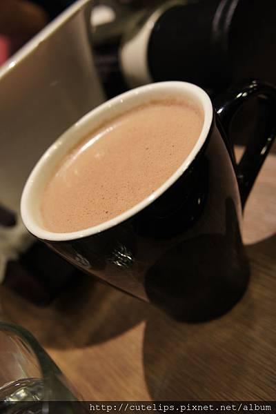可可鮮奶茶