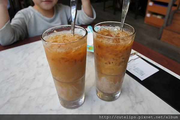 絲襪奶茶&鴛鴦奶茶