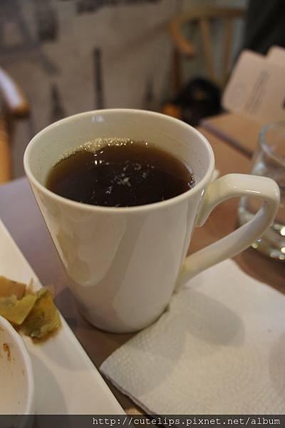 熱伯爵紅茶