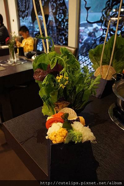 田園野菜盤