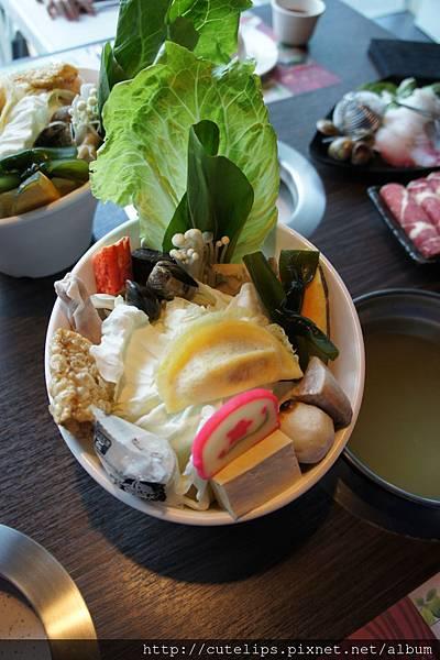 綜合蔬菜盤