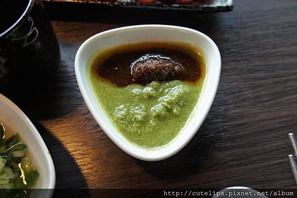 綜合醬(沙茶醬+香茅醬)