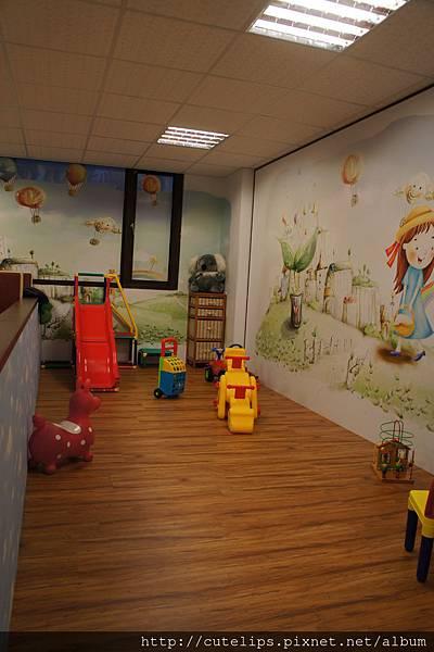 二樓兒童遊戲區