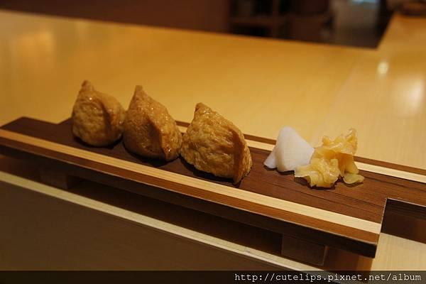豆皮壽司-單點