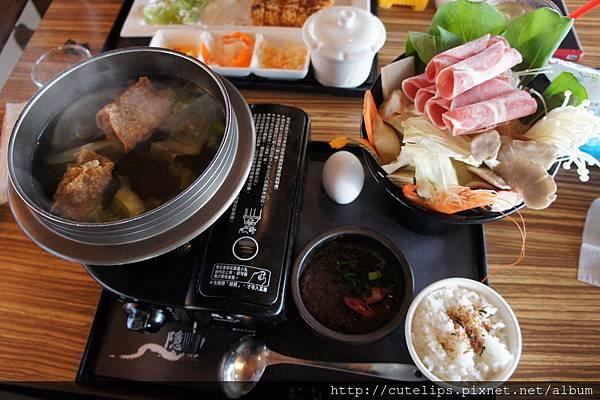 什錦風味鍋(豬肉)