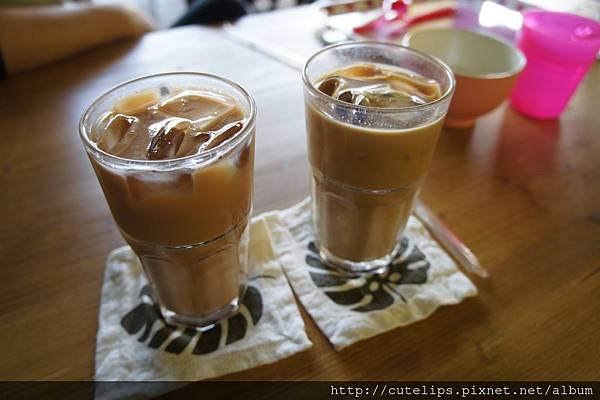 奶茶&法式咖啡
