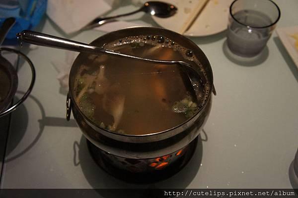 清燉海鮮湯