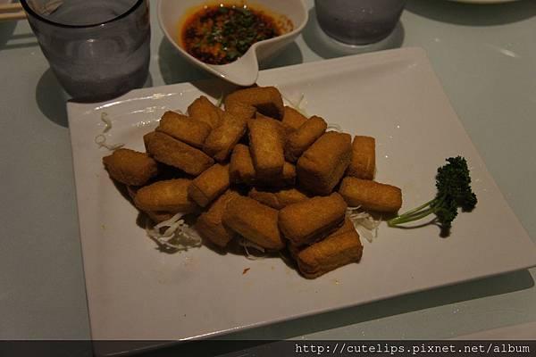 雲味炸豆腐