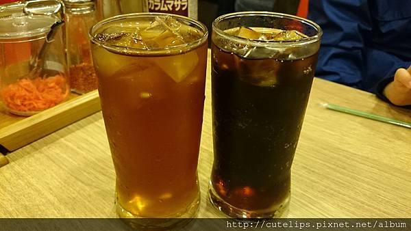 檸檬茶&可樂