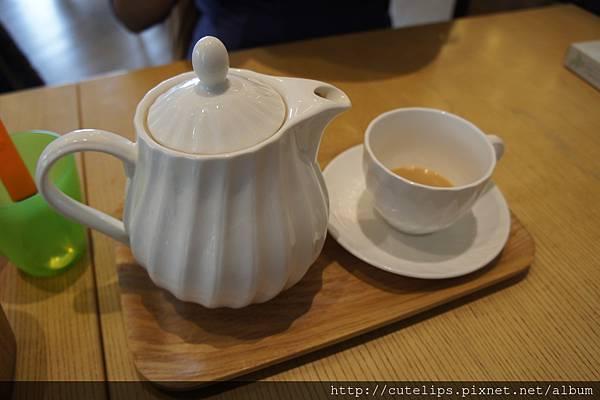 熱英式奶茶