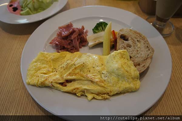 美式早午餐-法式蛋捲