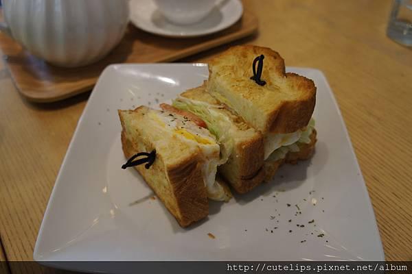 丹麥三明治套餐