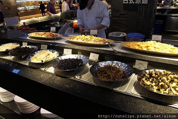 日式美食區