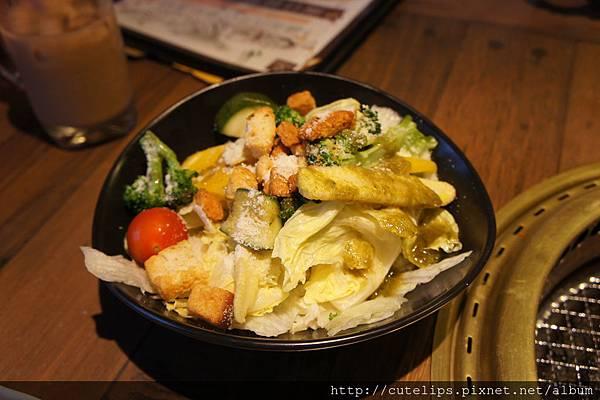 綜合野菜洋風沙拉