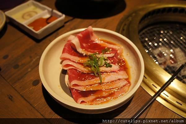 烤肉醬牛五花後腹肉