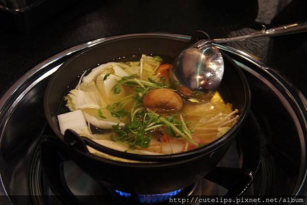 日式海鮮鍋