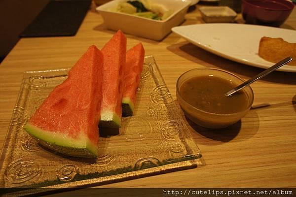水果&甜點