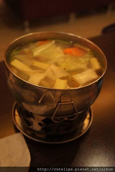 泰式什錦海鮮湯