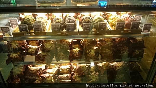 雪球餅乾咖啡館(台南小西門快閃櫃)