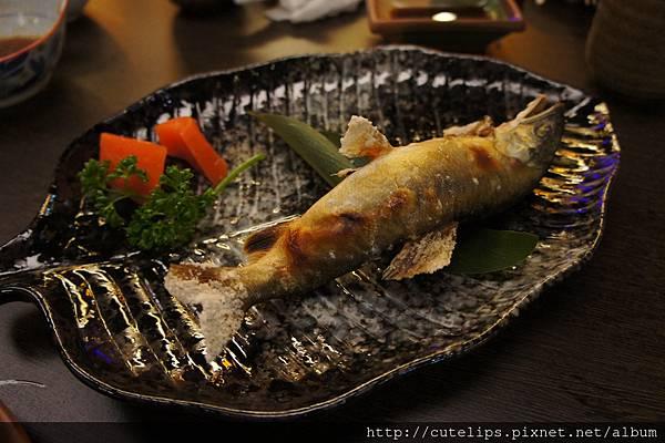 烤香魚(母)