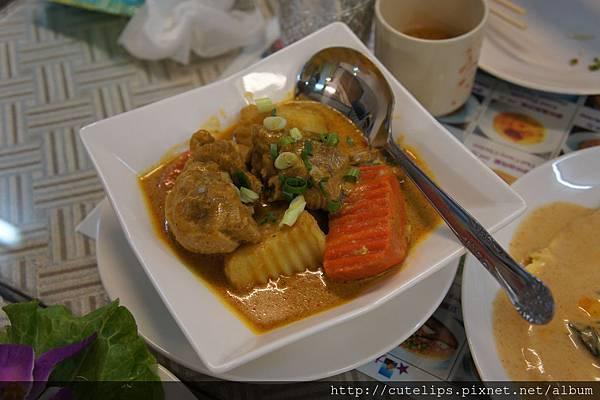 泰味咖哩雞