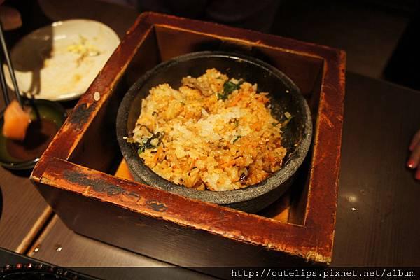 豪華兩人套餐-韓式石鍋拌飯103/7/26