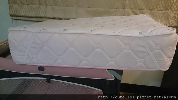 彈簧床墊+保潔墊