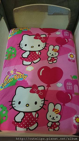 訂製床包-Hello Kitty