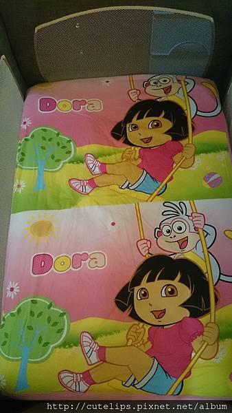訂製床包-Dora朵拉