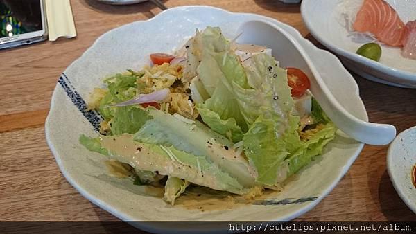 手作豆腐沙拉