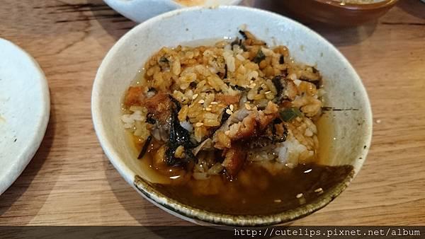 鰻魚飯第三種吃法