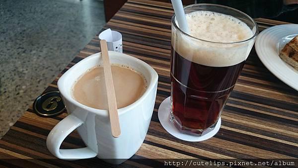 熱奶茶&冰紅茶103/12/27