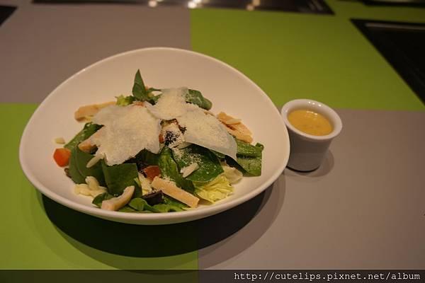 波菜雞肉沙拉