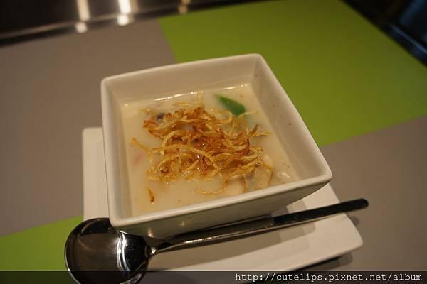 椎茸野菇濃湯