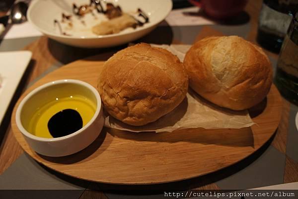 現烤法國麵包球