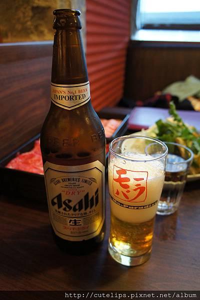 日本朝日啤酒