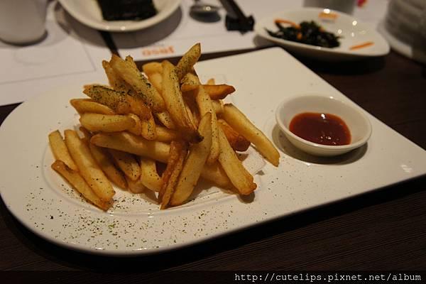 韓式酥炸脆薯