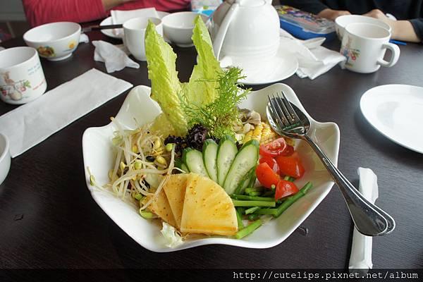 四季鮮果沙拉
