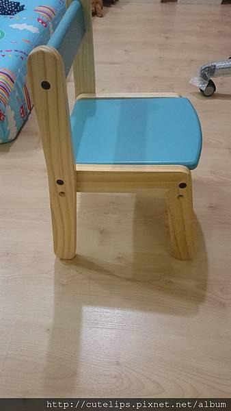 椅子完成品
