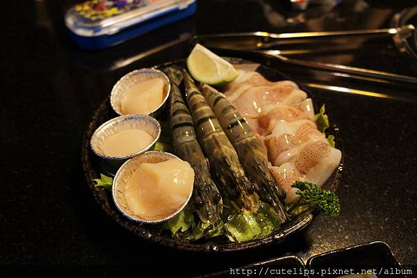副食-海鮮拼盤